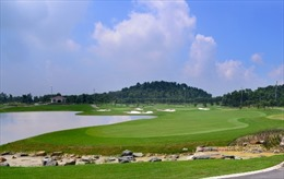 Khai trương sân golf đẳng cấp BRG Legend Hill Golf Resor