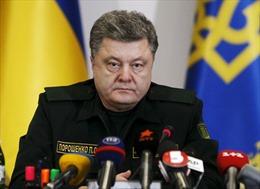"""Báo Mỹ: Ukraine nên """"giao"""" miền Đông cho quân ly khai"""