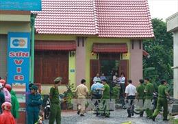 Khởi tố bị can trong vụ án giết người ở Quảng Trị