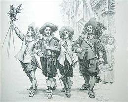 Xây đường đua ngựa theo dấu chân chàng ngự lâm D'Artagnan