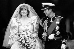 Chiêm ngưỡng bộ ảnh hiếm về đám cưới Công nương Diana