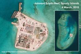 Tranh chấp Biển Đông: Ốc sên nghênh chiến lưỡi bò