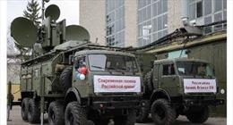 Nga phát triển hệ thống tác chiến điện tử