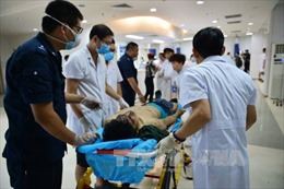 Thương vong trong vụ nổ tại Trung Quốc tăng mạnh
