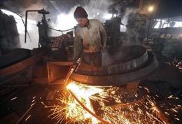Thép Trung Quốc giảm giá sau khi đồng NDT đi xuống