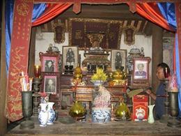 Cần bảo tồn những ngôi nhà cổ ở Bắc Giang
