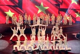 """Đêm nhạc hội """"Tự hào Tổ quốc tôi"""""""