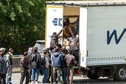 Anh - Pháp sắp ký thỏa thuận giải quyết khủng hoảng nhập cư