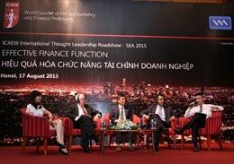 Hiệu quả hóa chức năng tài chính trong doanh nghiệp