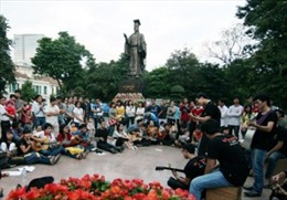 Ngày hội âm nhạc Hà Nội mùa thu năm 2015
