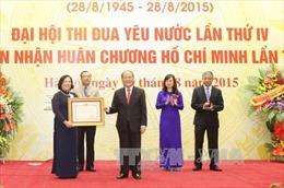Chủ tịch Quốc hội dự kỷ niệm Ngày truyền thống ngành LĐTBXH