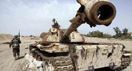 Iraq chặn đứng nhiều vụ đánh bom liều chết của IS