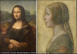 Giải mã nụ cười bí ẩn của nàng Mona Lisa