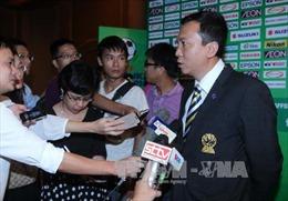 Đại diện Việt Nam được bầu làm Phó chủ tịch AFF