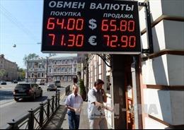 Nga sẽ bán ngoại tệ để hỗ trợ đồng rouble