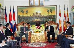 Campuchia-Việt Nam đẩy mạnh hợp tác quản lý về tôn giáo