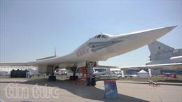 Ấn tượng Triển lãm hàng không vũ trụ quốc tế tại Nga