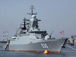 Tàu hộ tống Hải quân Nga trang bị hệ thống tác chiến tối tân