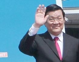 Chủ tịch nước sẽ dự Kỷ niệm Chiến thắng phát-xít tại Trung Quốc