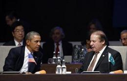 Tổng thống Obama mời Thủ tướng Pakistan thăm Mỹ