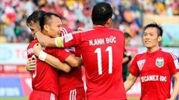 Vòng 24 V-League 2015: Về đích sớm