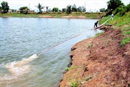 Giám sát việc xả nước hồ chứa bằng camera