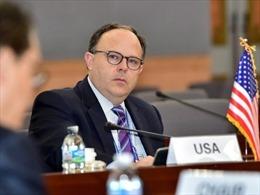 Đặc phái viên Mỹ về đàm phán sáu bên từ chức