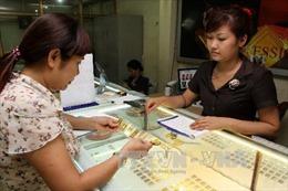 Tạm ngừng giao dịch vàng miếng với tổ chức tín dụng bị kiểm soát đặc biệt