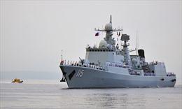 """Mỹ: 5 tàu chiến Trung Quốc xuất hiện ngoài khơi Alaska là """"bình thường"""""""