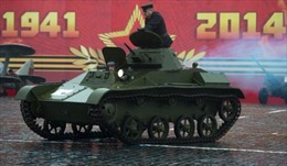 Lịch sử chế tạo xe tăng Nga qua ảnh