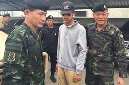 Công bố danh tính nghi can đánh bom Bangkok