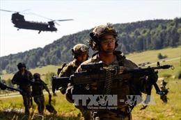 Ukraine tham gia cuộc tập trận lớn nhất lịch sử NATO