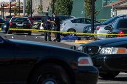 Xả súng tại Đại học Sacramento City ở California
