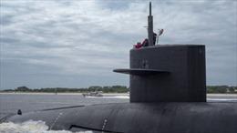 Tàu do thám Nga tiến sát căn cứ tàu ngầm Mỹ