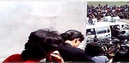 Triều Tiên xử công khai hai bị cáo xem phim Mỹ