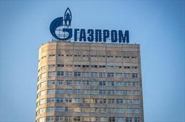 Gazprom ký thỏa thuận xây Dòng chảy phương Bắc 2
