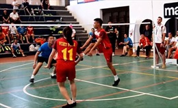Giải Vô địch đá cầu thế giới: Việt Nam giành 2 HCV, 1 HCB