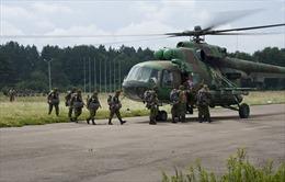 Canada bắt đầu huấn luyện binh sĩ Ukraine
