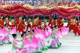 Lễ Quốc khánh rực rỡ dưới mắt nhà báo Australia