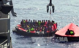 Đắm thuyền di cư trên Địa Trung Hải, 20 người thiệt mạng
