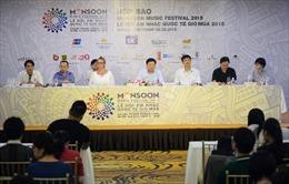 Khách sạn Apricot  đồng hành cùng Monsoon Music Festival 2015