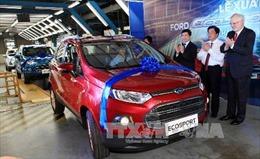 Doanh số bán xe 8 tháng của Ford Việt Nam tăng 49%