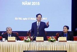 Thủ tướng gặp mặt 70 nhà khoa học trẻ tiêu biểu