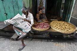 Báo in Ấn Độ phát triển ở vùng thiếu Internet