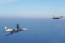 Không quân Anh ngăn chặn máy bay Nga