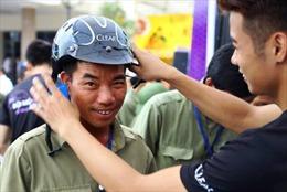 Chiến dịch truyền thông đội mũ bảo hiểm đạt chuẩn