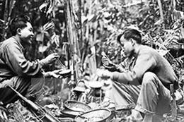 Những nhà báo chiến sỹ  của Thông tấn quân sự