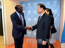 Hoạt động ngoại giao con thoi của Phó Thủ tướng Vũ Văn Ninh tại Geneva