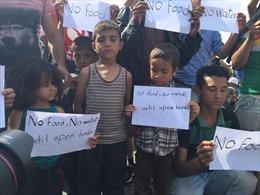 Người tị nạn tuyệt thực đòi mở cửa biên giới Hungary-Serbia