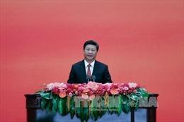Chủ tịch Trung Quốc cam kết xây dựng quan hệ nước lớn kiểu mới với Mỹ
